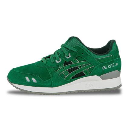 手慢无:亚瑟士 GEL-LYTE III 男子慢跑鞋 尺码有限203元/双(2件4折后)