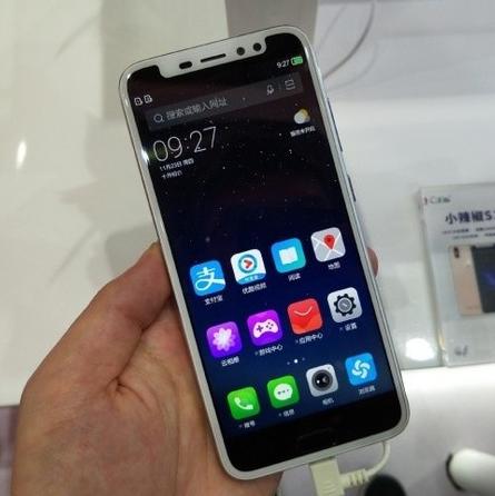 先别急着买肾X!安卓版iPhone X来了,还很便宜...    长得这么像iPhoneX这样真的好吗?