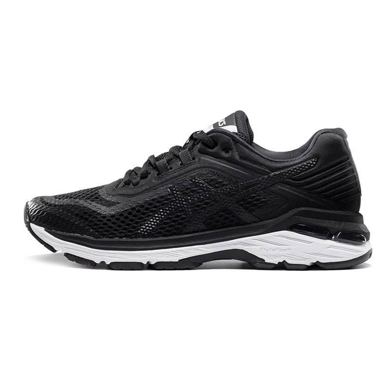 手慢无:亚瑟士(ASICS)GT-2000 6 女士 稳定缓震 跑步鞋T855N-9001299元包邮