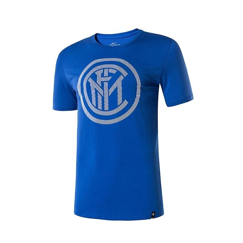 手慢无:耐克(NIKE) 国际米兰官方正版文化衫 男 运动T恤 857356-48059元(可自提免邮)