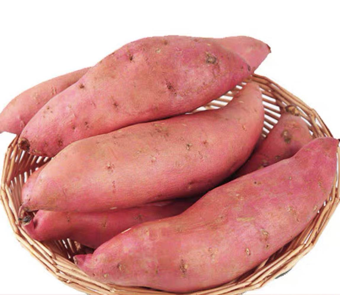 现挖小红薯 沙地番薯 农家自种 10斤