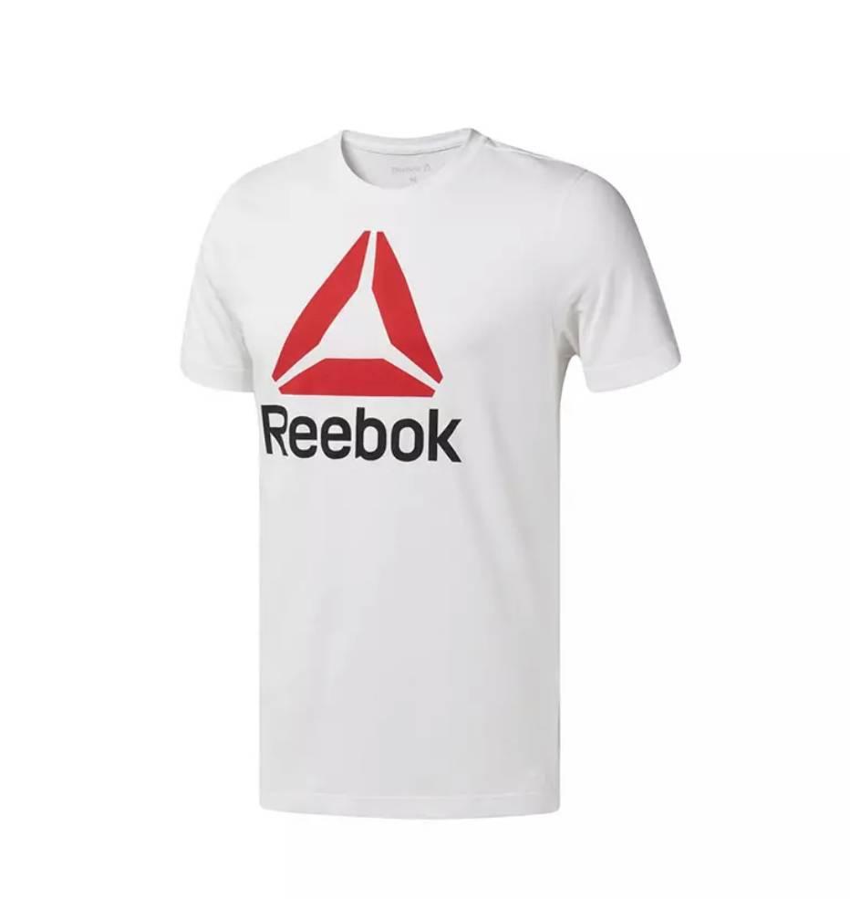 1号0点:Reebok锐步 男子 休闲短袖T恤CW5367