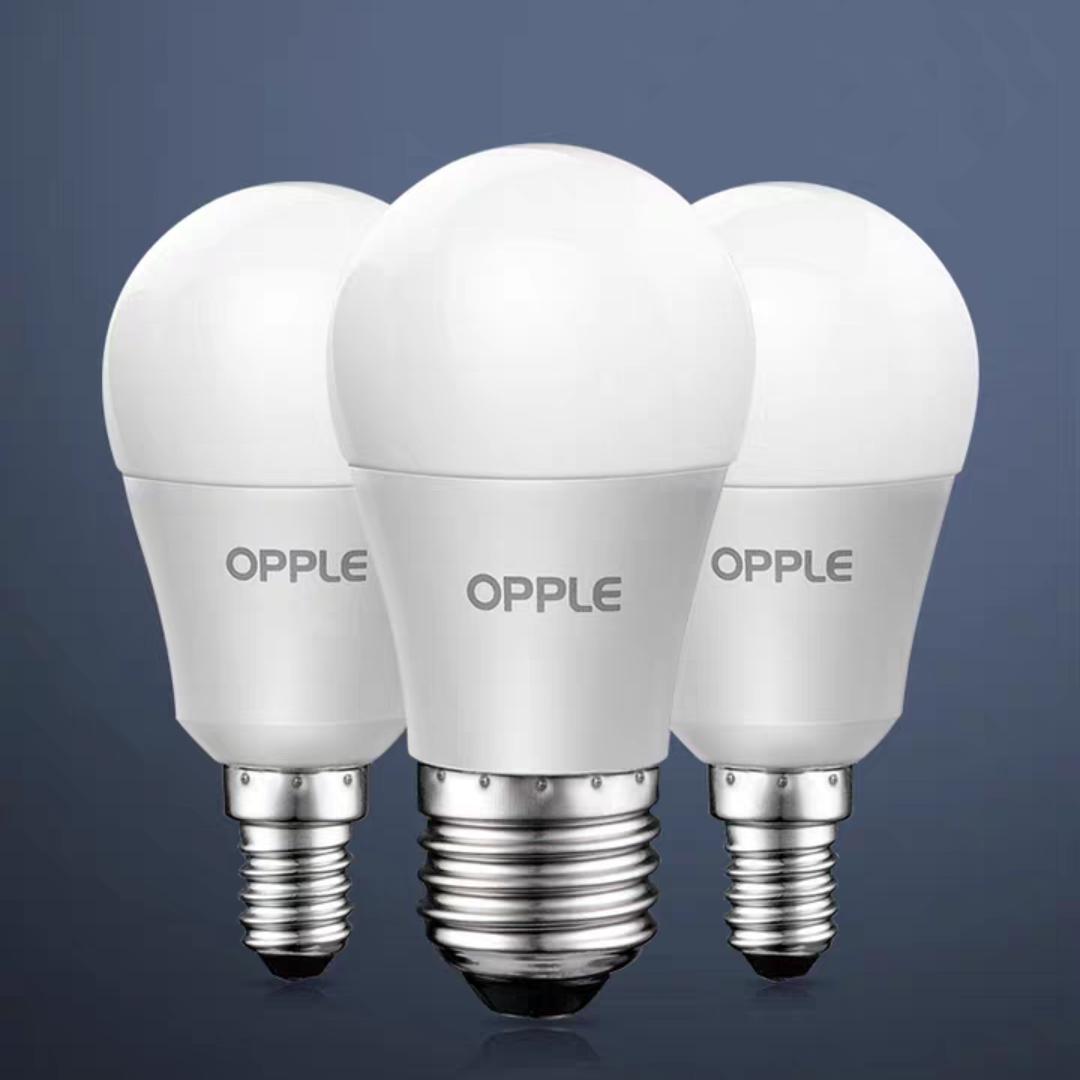OPPLE 欧普照明 LED灯泡 2.5W 白色