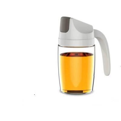 曼帝思 自动开合 玻璃油壶 300ml 5.9元包邮(需用券)