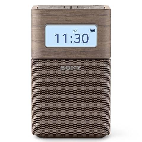 百亿补贴:SONY 索尼 SRF-V1BT 蓝牙音箱/收音机 559元包邮