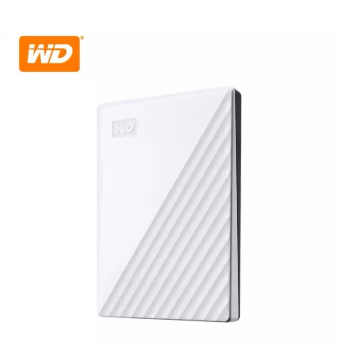 西部数据 2TB 移动硬盘 2.5英寸    449元包邮