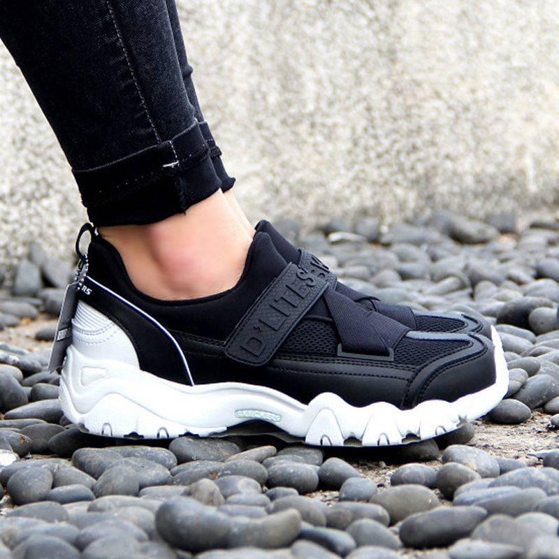 百亿补贴:SKECHERS 斯凯奇 D'lites2 88888016 女士休闲运动鞋
