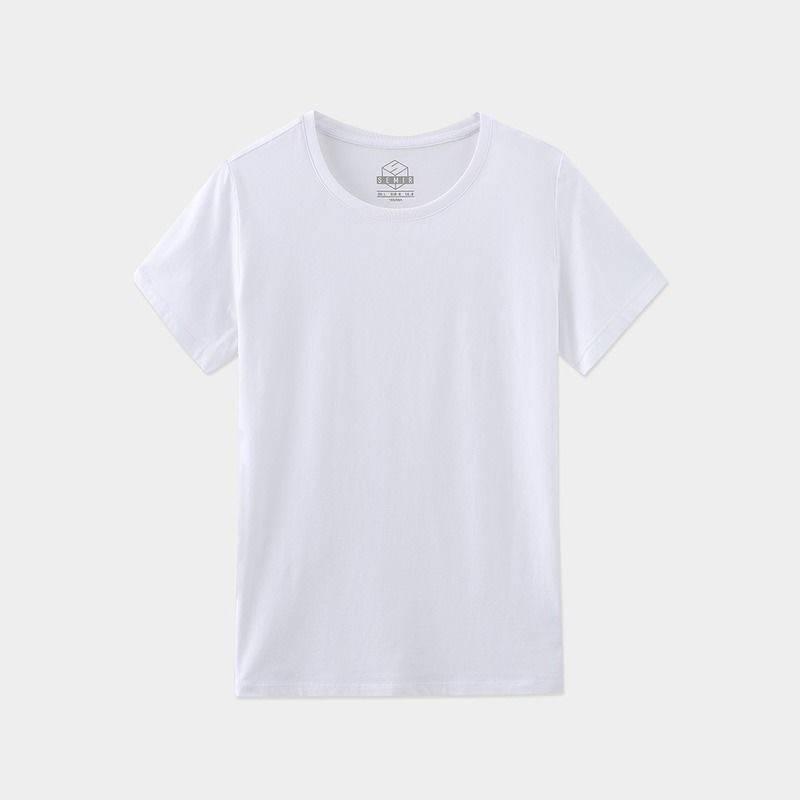 森马 女士 纯色套头 T恤12020000029 14.9元包邮(需用券)