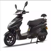 限地区:新日(Sunra) 电动车 哑光摩力黑 60V20AH 标准版 2288元包邮
