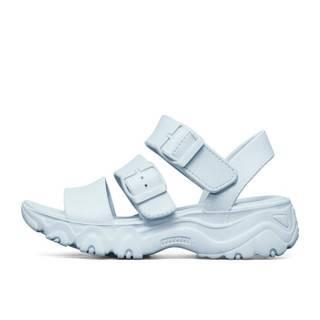 12日0点:SKECHERS 斯凯奇 111061 女士露趾凉鞋