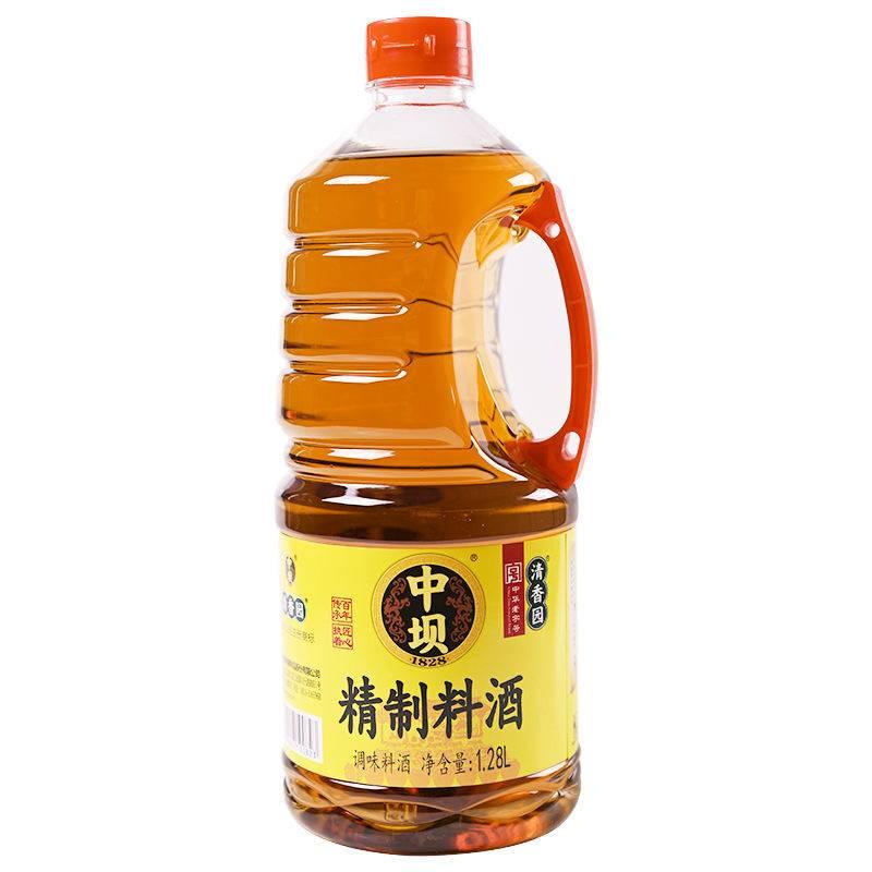 中坝 料酒 精致料酒 1.28L