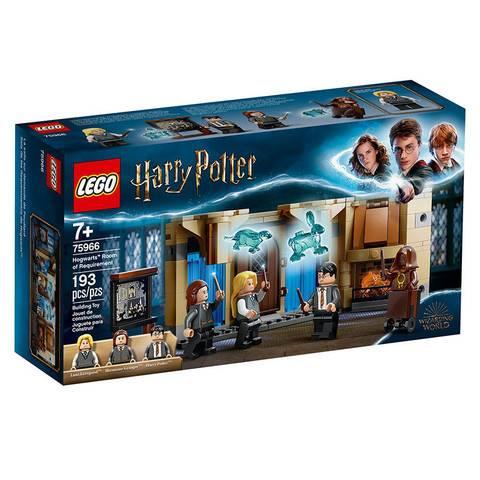 百亿补贴:LEGO 乐高 哈利波特系列 75966 霍格沃茨有求必应屋115元包邮