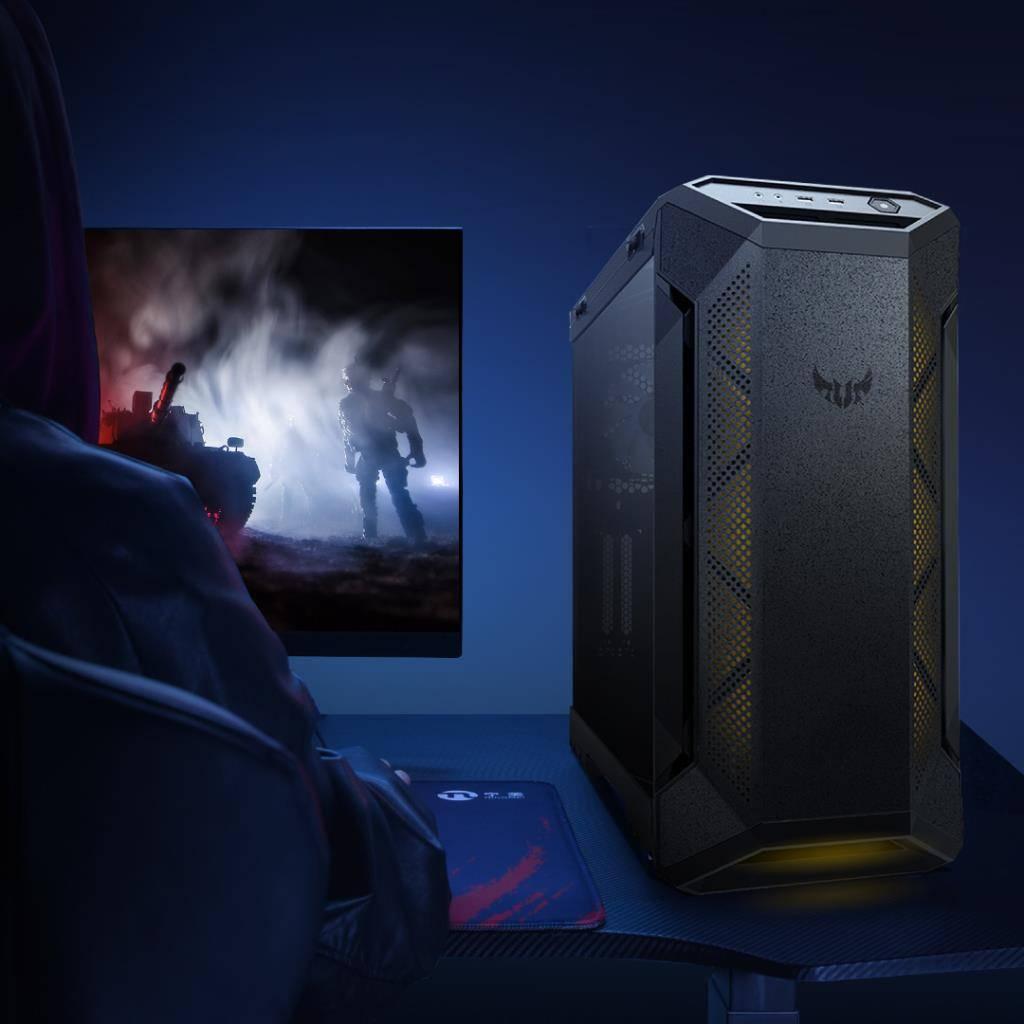 宁美电竞游戏台式电脑主机十代酷睿i7 10700/RTX3080 10G
