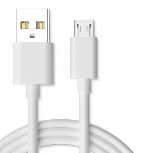 广逸 iPhone/安卓/type-c数据线 经典白 1米