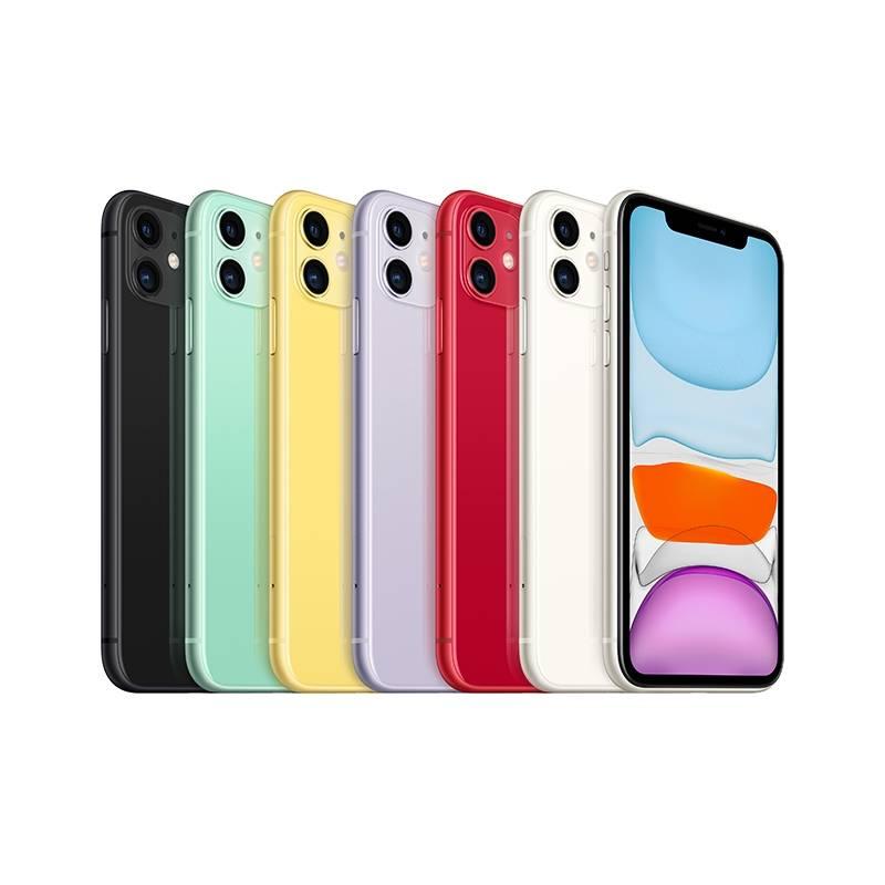 Apple 苹果 iPhone 11 智能手机 128GB4588元包邮(双重优惠)