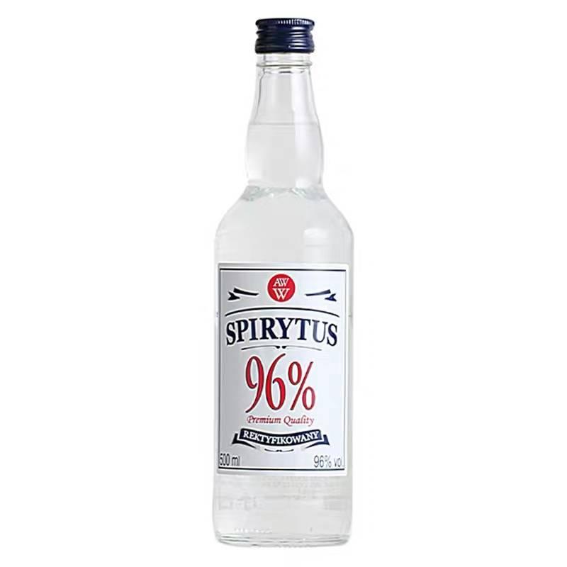 生命之水 伏特加 96度 高度烈酒 500ml