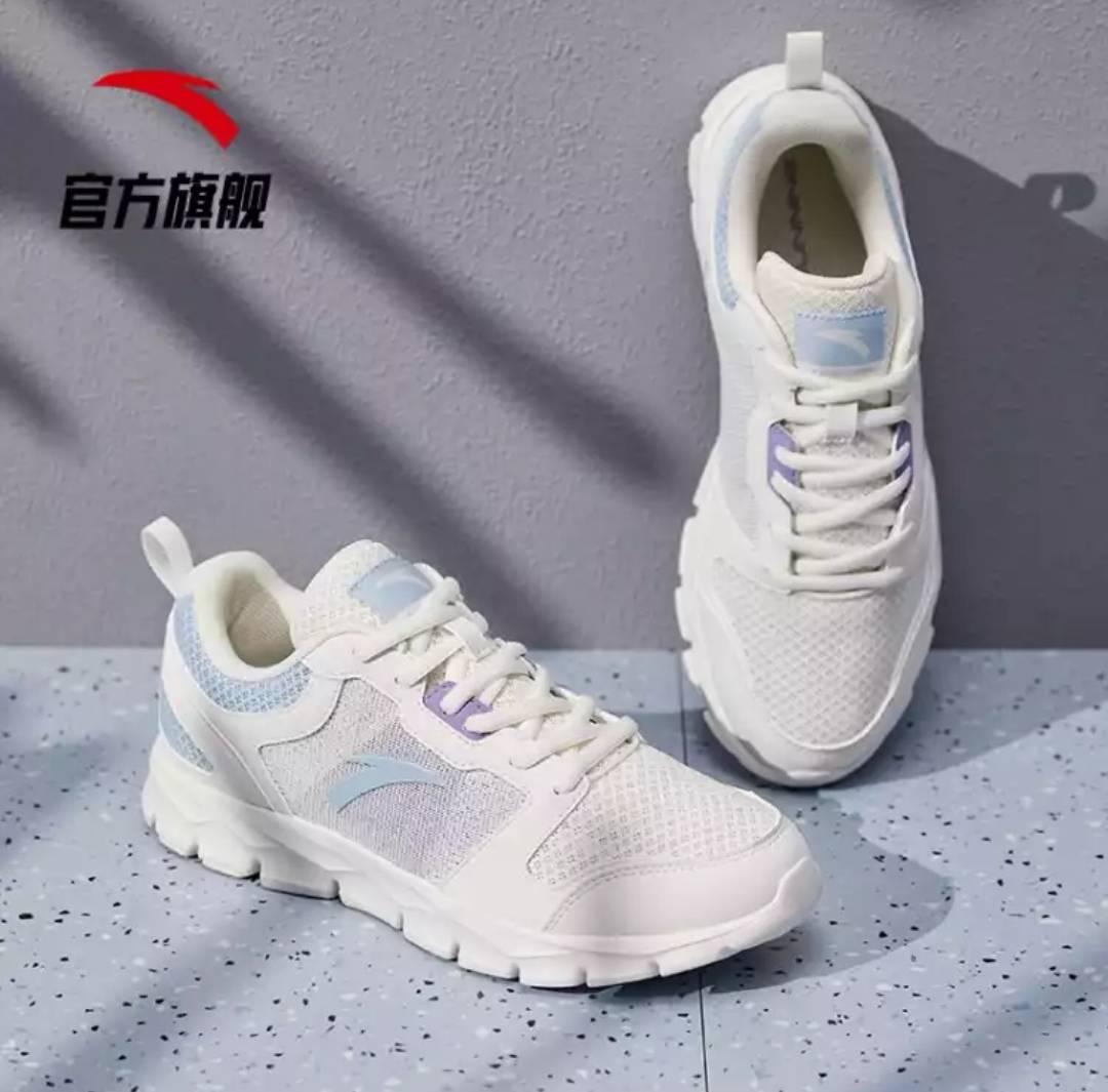 安踏 女鞋 运动鞋  128.99元包邮