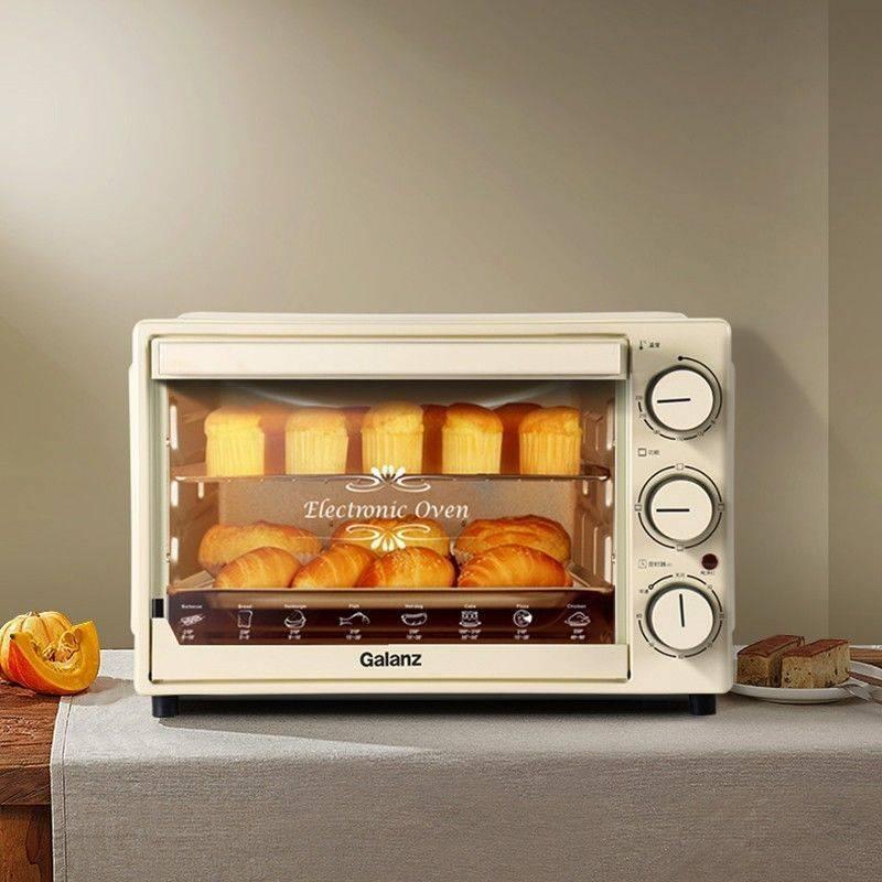 聚划算百亿补贴:格兰仕 K32-Y01 家用电烤箱 32L