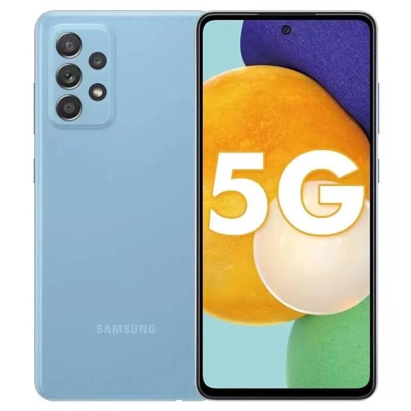 拼多多百亿补贴:SAMSUNG 三星 Galaxy A52 5G手机 8GB+128GB 2499元包邮