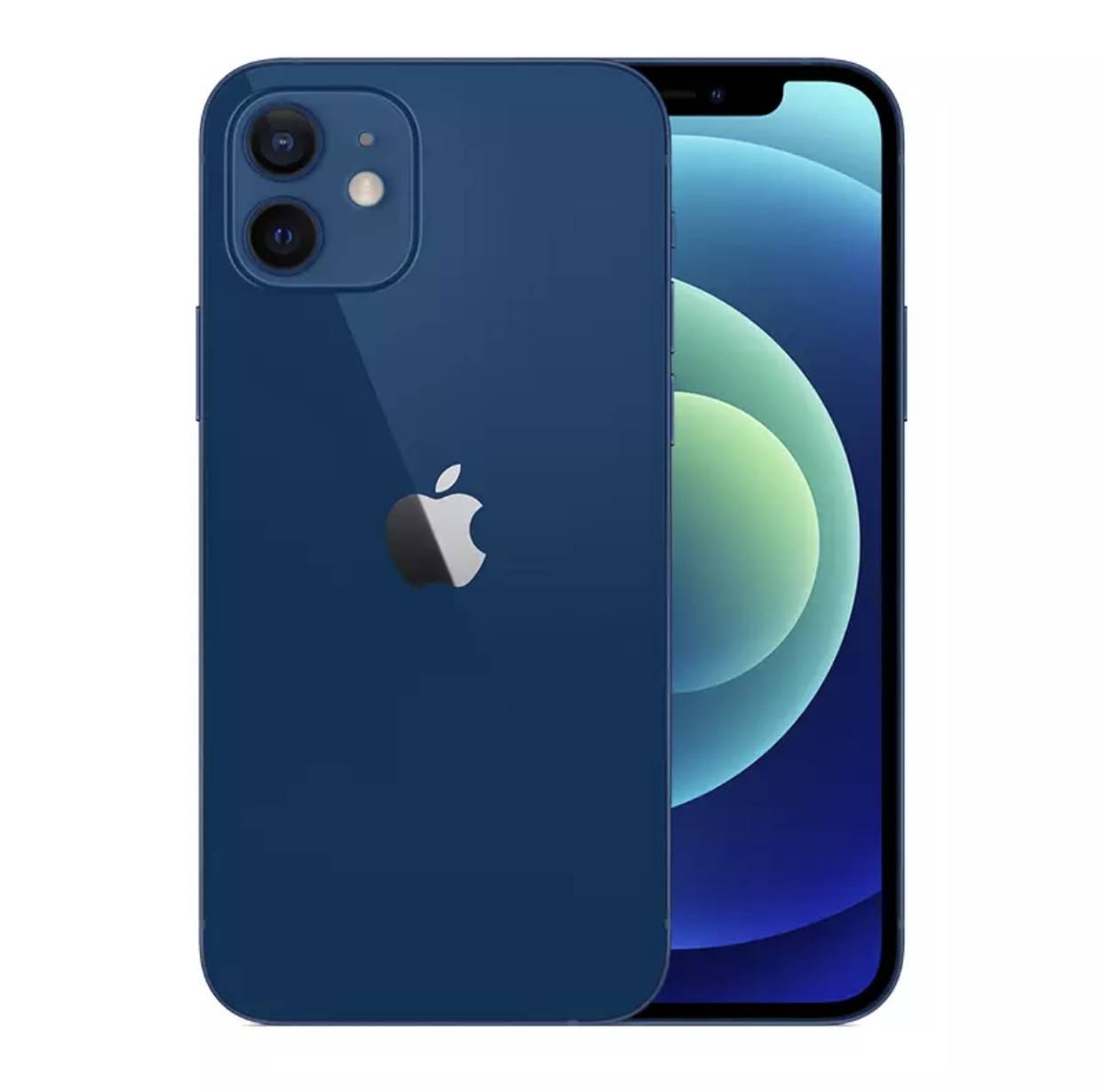 Apple/苹果 iPhone 12 全网通 5G智能手机 128GB    5699元包邮(双重优惠)