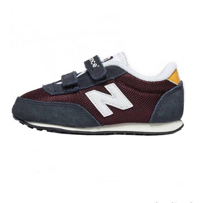 限尺码:New Balance 魔术贴 儿童 运动休闲鞋 KE410VBI 59元包邮