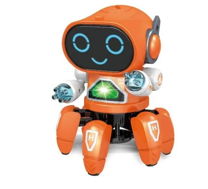 佰仕思 儿童玩具 电动机器人  四色可选 39元包邮(慢津贴后34.29元)