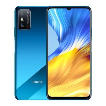 HONOR 荣耀 X10 智能手机 6GB+128GB 竞速蓝 2099元包邮