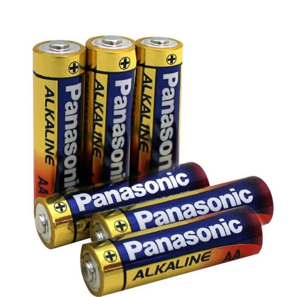 京喜APP:Panasonic 松下 5号五号碱性干电池 12节