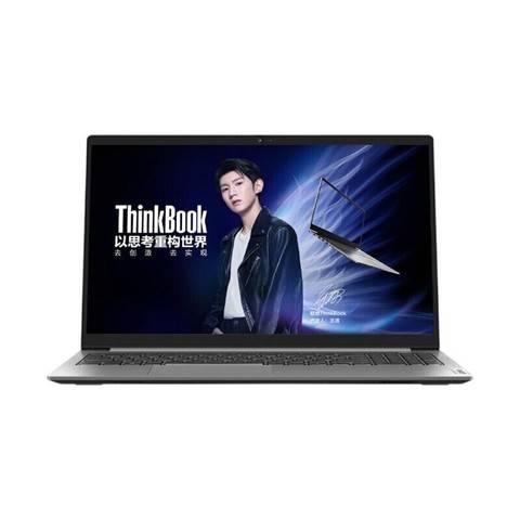 ThinkPad 思考本 ThinkBook 15 锐龙版 2021款 15.6英寸笔记本电脑(R5-5500U、16GB、512GB SSD)