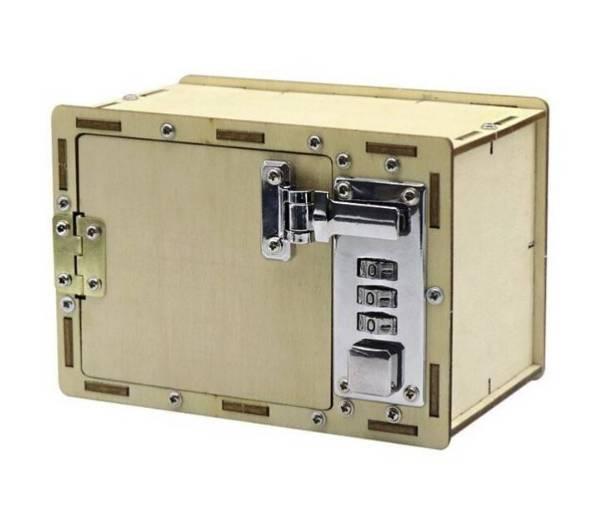 JIMITU 吉米兔 机械密码保险箱 15.9元包邮(需用�唬�