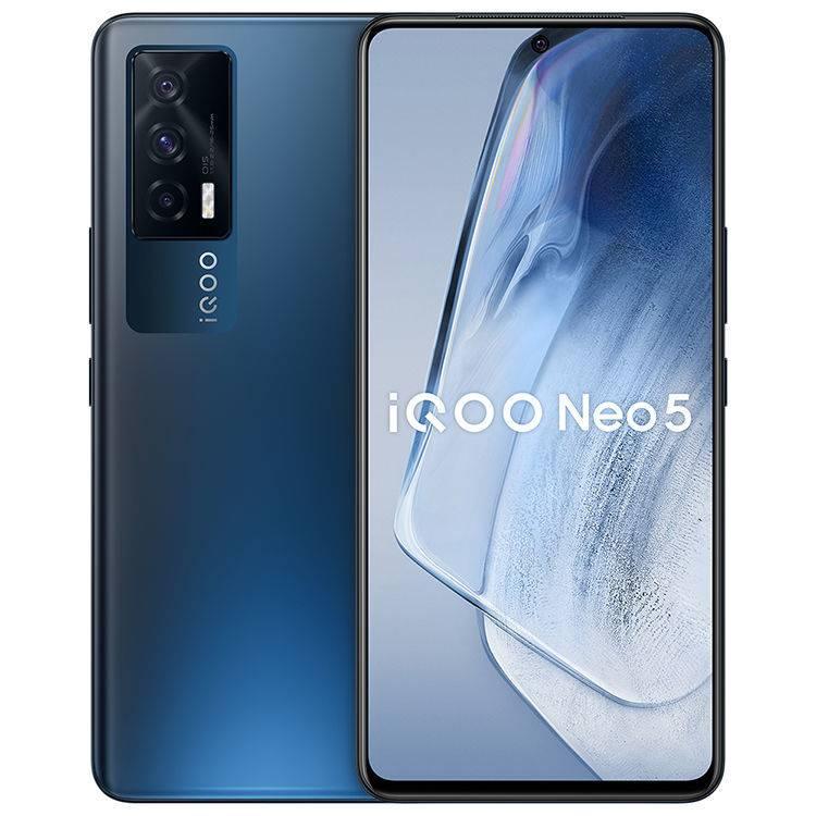 闭眼买、再降价:iQOO Neo5 5G智能手机 12GB+256GB T精选    2469元包邮