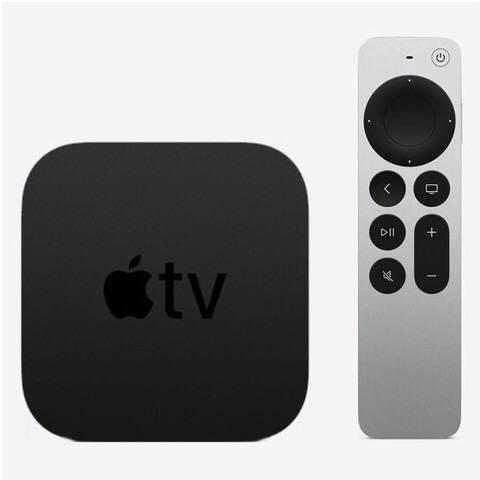 Apple 苹果 TV 6代 2021款 32GB    1399元包邮(慢津贴后1386.76元)