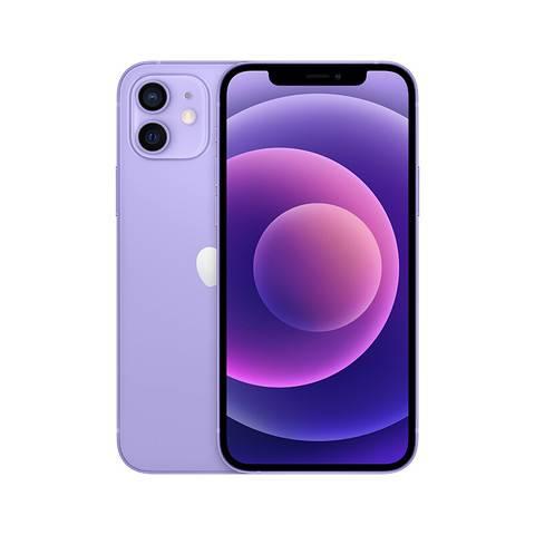再降价:Apple 苹果 iPhone 12 5G智能手机 128GB 紫色