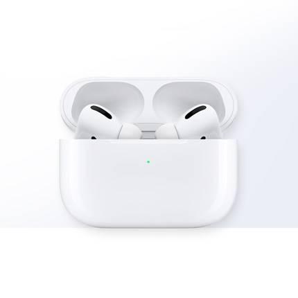 88vip:Apple 苹果 AirPods Pro 无线蓝牙耳机 YV1376.55元包邮(补贴后1373.43元)