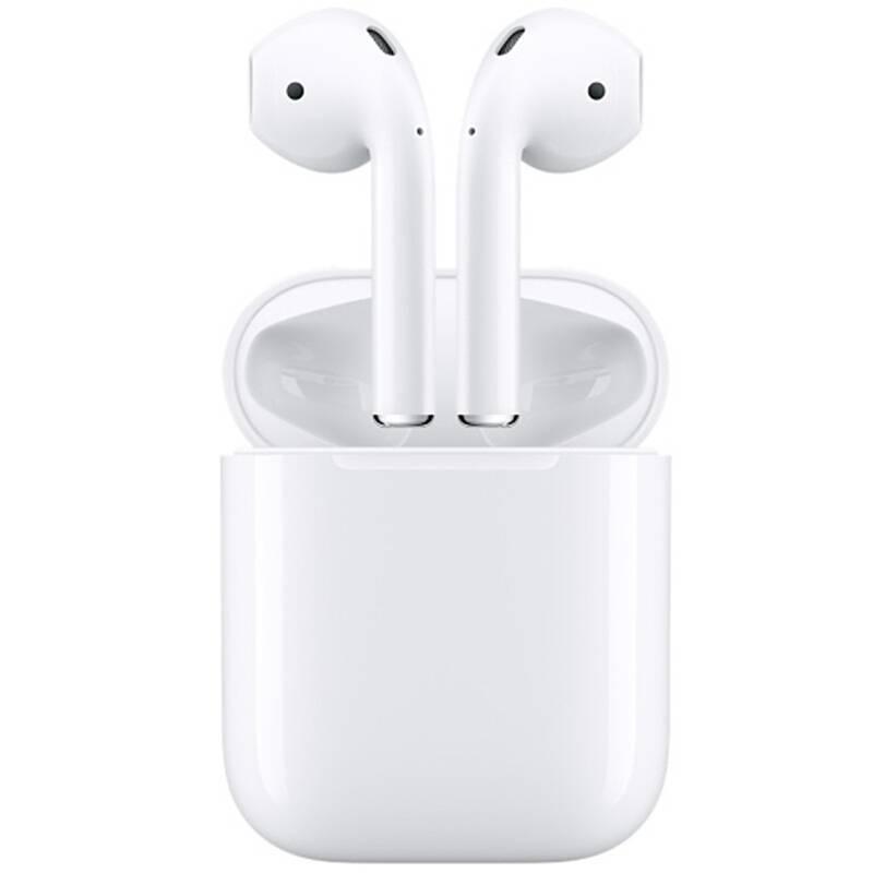 京喜APP:Apple 苹果 AirPods(二代)真无线蓝牙耳机  YV722元包邮
