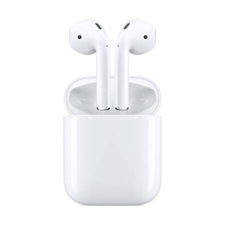 Apple 苹果 AirPods(二代)真无线蓝牙耳机 有线充电盒版849元
