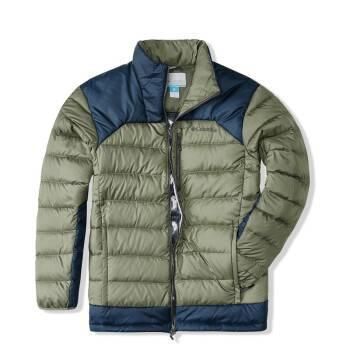 历史新低:Columbia 哥伦比亚 WE0989 男款户外羽绒服 T精选    456.4元包邮(补贴后452.3元)