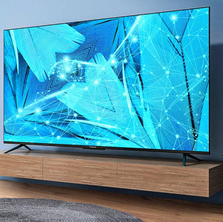 25日0点:FFALCON 雷鸟 65S515C PRO 液晶电视 65英寸3384元包邮(补贴后3378.92元)