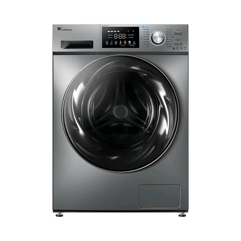 27日0点:LittleSwan 小天鹅 水魔方系列 TG100V87MIY 滚筒洗衣机 10kg3499元包邮(限前1小时,提前预约)