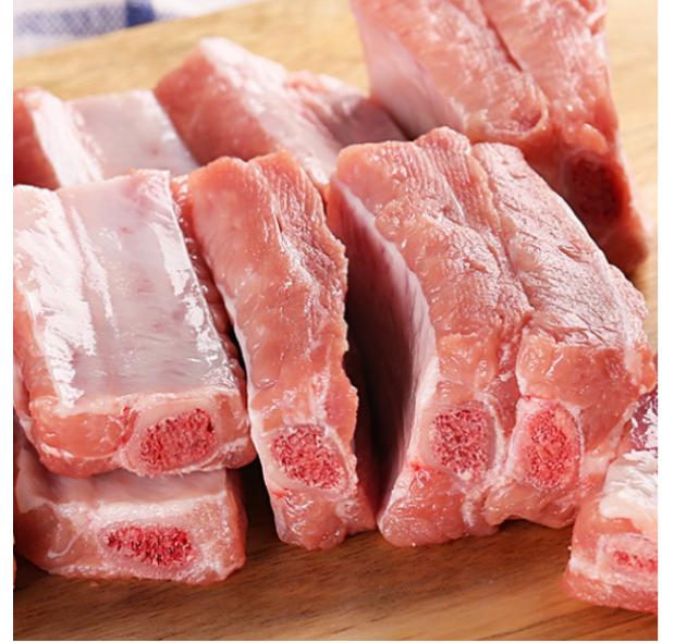 京东极速版:密园小农 猪肋排段 1.5kg    58元包邮(补贴后56.55元)