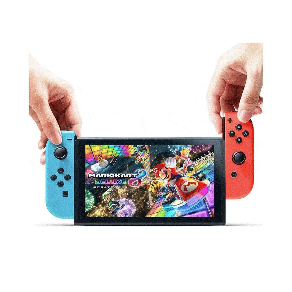 88vip:Nintendo 任天堂 香港直发 Switch掌上游戏机 NS 红蓝手柄续航增强版 T精选1899.05元