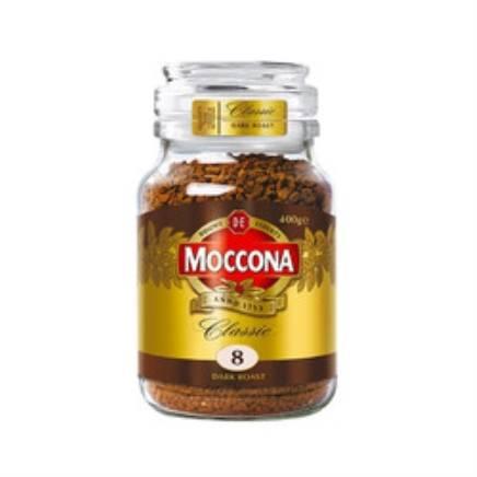 Moccona 摩可纳 8号 深度烘焙 冻干速溶咖啡 400g*2件