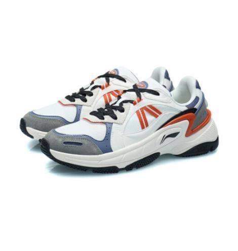 20日20点、双11预售:LI-NING 李宁 断代 AGCR357 男子休闲鞋193元包邮(需定金30元,1日付尾款)