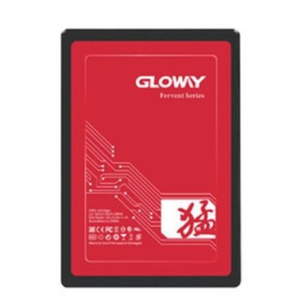 20日0点、陪伴计划专享:GLOWAY 光威 猛将系列 SATA3 固态硬盘 120GB79元