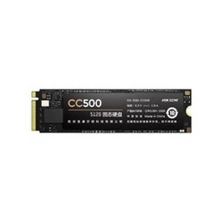 HIKVISION 海康威视 CC500系列 NVMe M.2 固态硬盘 512GB349元