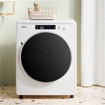 20日20点、双11预售:MINIJ 小吉 6TX 滚筒洗衣机 2.5kg1799元包邮(31日支付尾款)