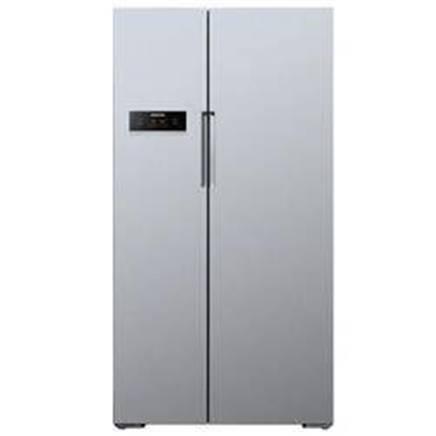 再降价、20日20点:SIEMENS 西门子 BCD-610W(KA92NV60TI) 对开门冰箱 610L3999元包邮(需定金)