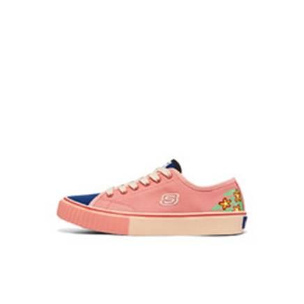 双11预售、20日20点:SKECHERS 斯凯奇 航海王联名系列 896039 女子帆布鞋259元包邮 (前4小时)