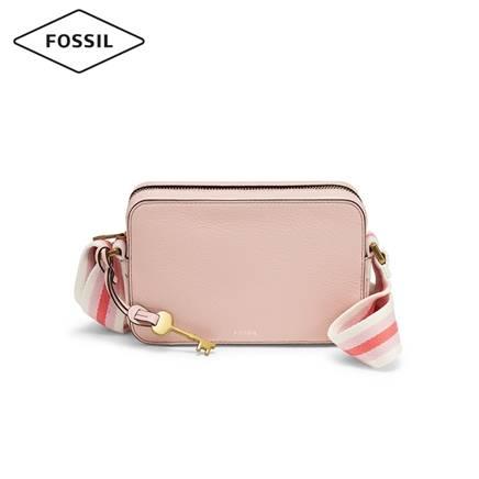双11预售:FOSSIL 女子牛皮小方包 ZB1427680 404元 (需定金70元、1日付尾款、跨店满减30)