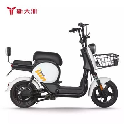 PALLA 新大洲 K9 TDT38Z 电动自行车 2099元包邮(双重优惠)(补贴后2072.97元)